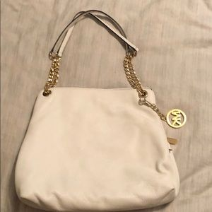 Michael Kors chain purse only used once